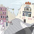Leith Walk by Richard Butler