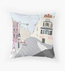 Leith Walk Throw Pillow