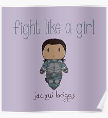 Fight Like a Girl - The Daughter  Poster