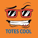 Totes Cool by Jeff Morin