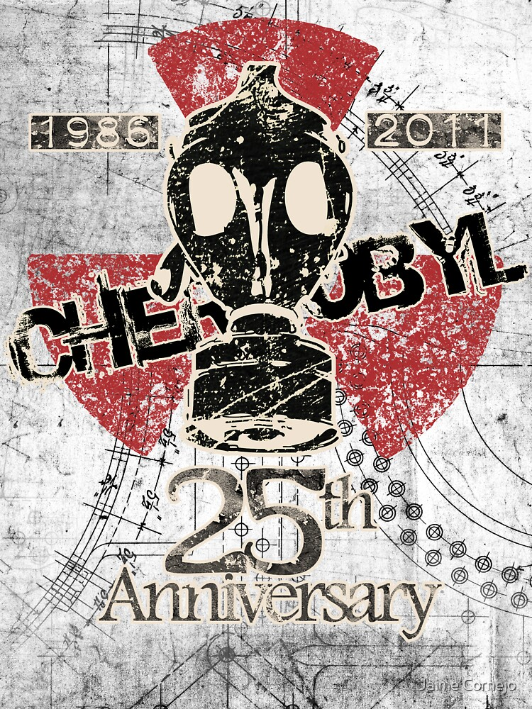 CHERNOBYL 25th ANNIVERSARY REMEMBRANCE  by Jaime Cornejo