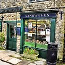 The Sandwich Shop - Helmsley. by Trevor Kersley
