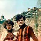 Tibilisi (თბილისი)Tiflis . Georgia.  With  My Mother.  Tribute to Czesław Niemen.1979. Brown Sugar. StoryBook. F* Views (311) favorited by (2)  Thank you so much !!!  Спасибо ! by © Andrzej Goszcz,M.D. Ph.D