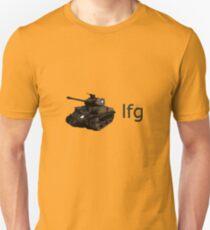 Tank LFG Unisex T-Shirt