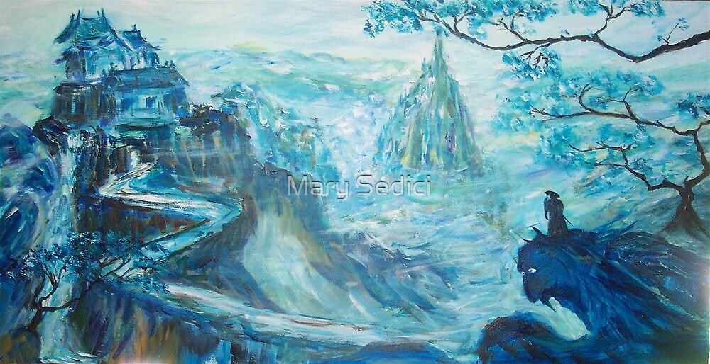 Conquer of the Blue Mountain  by Mary Sedici