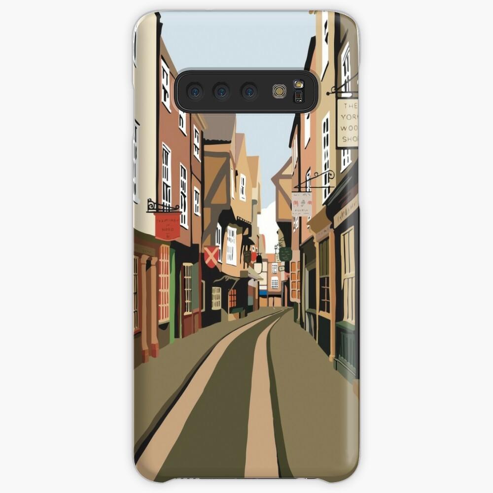 The Shambles, York Samsung Galaxy Snap Case