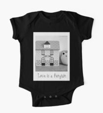 'Love is a Penguin' second sister Kids Clothes