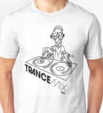 Trance Mix DJ Unisex T-Shirt
