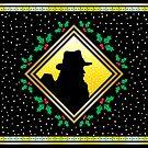 Cole Hawlings Snow Night Fresco by Hypnogoria