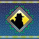 Cole Hawlings Arctic Blue Fresco by Hypnogoria