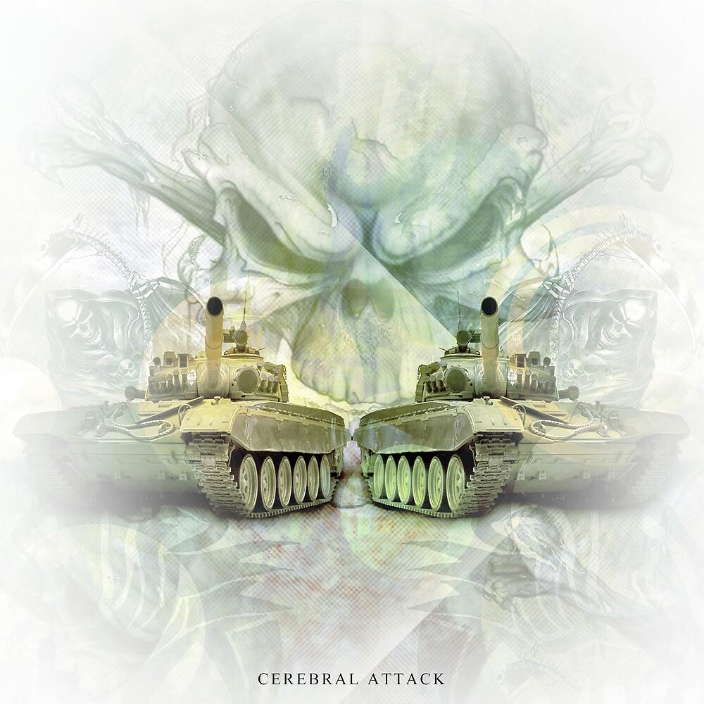 Cerebral AttacK by akshay moon