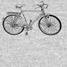 Orbea fifties black by coloriscausa