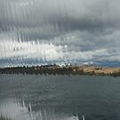 Through a Rainy Window by amgmcpherson