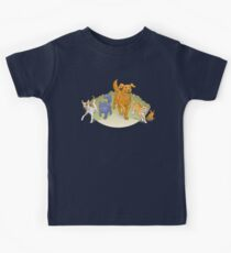Pets on the March shirt Kids Tee