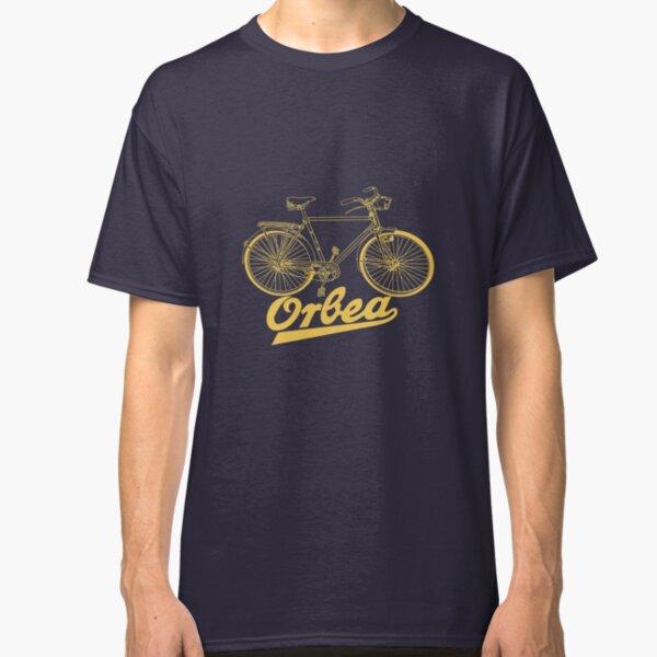 Orbea fifties text gold Classic T-Shirt
