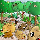Dog Days - Fred and his Friends von Bastian Melnyk