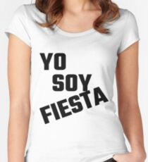 Yo Soy Fiesta Women's Fitted Scoop T-Shirt