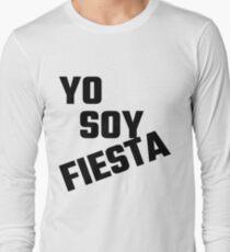 Yo Soy Fiesta Long Sleeve T-Shirt