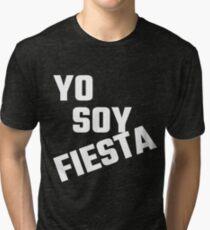 Yo Soy Fiesta Tri-blend T-Shirt