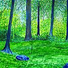 In the woods by Sesha