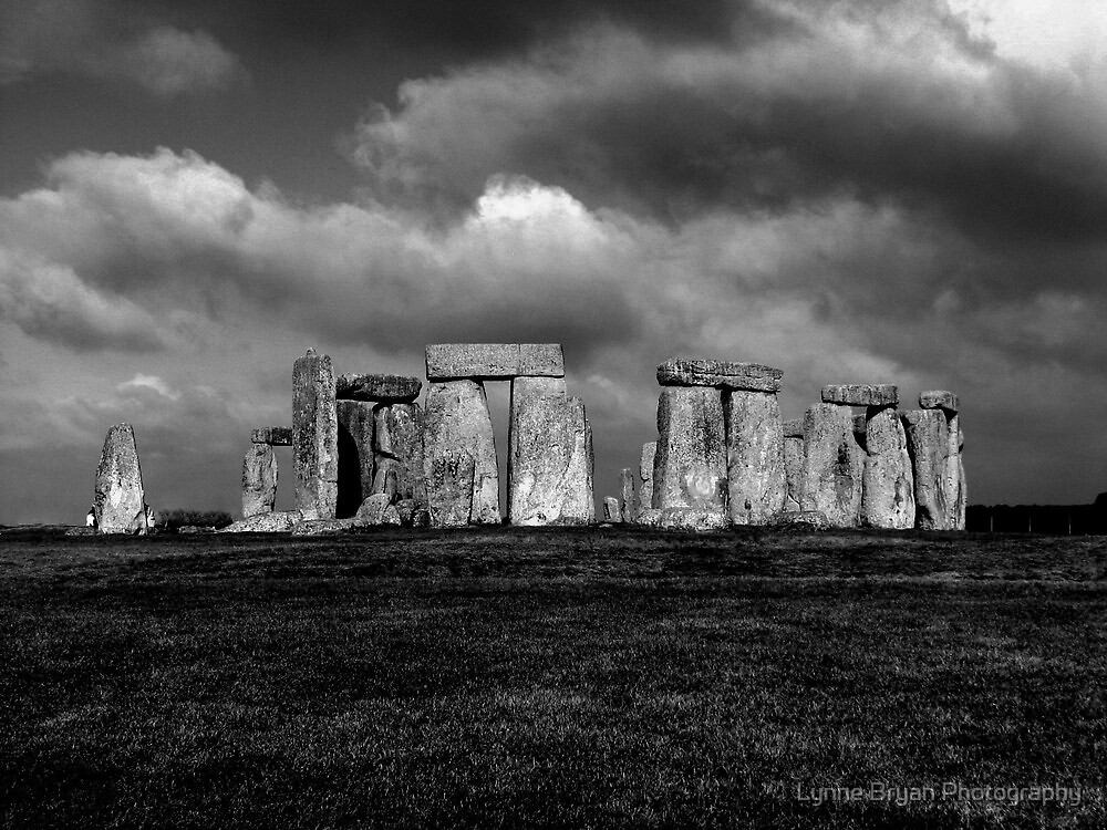 Ancient Enigma by Lynne Bryan Photography
