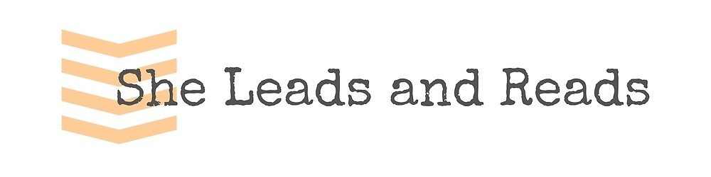 She Leads and Reads Logo Merch by sheleads-reads