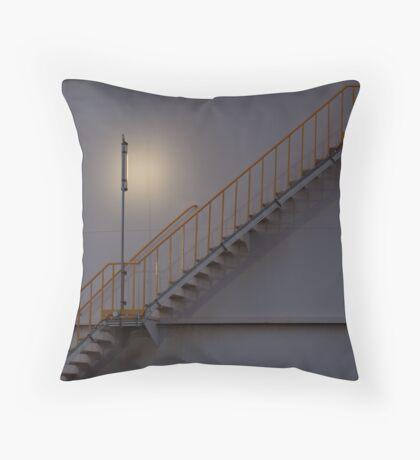 Soft Light Throw Pillow