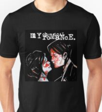 my three romance chemical tour 2020 husada romance Slim Fit T-Shirt