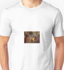 haring x degas Unisex T-Shirt