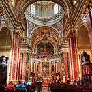 St.Paul's Cathedral in Mdina- Malta by NeilAlderney