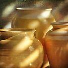 Three Vases by John Rivera