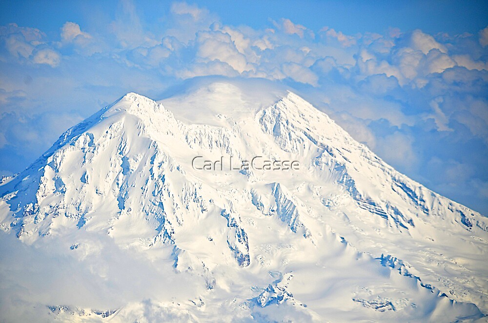 Mt. Rainier by Carl LaCasse