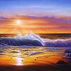 Hawaiian daybreak by Tim Laski