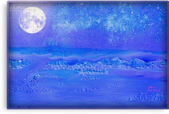 THE NIGHT THE MOON FELL!! PLEASE VIEW LARGER by SherriOfPalmSprings Sherri Nicholas-