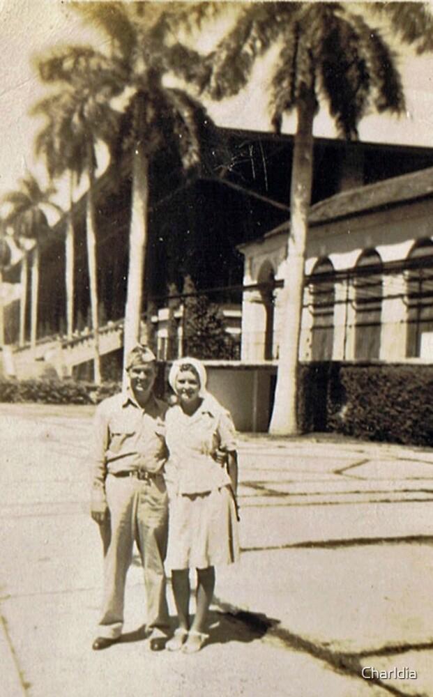 Miami, Florida Honeymoon 1945 by Charldia
