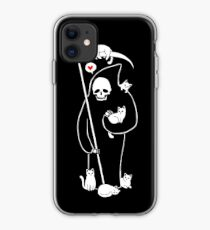Bunny Reaper iphone case