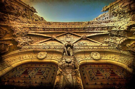 Jerónimos portal by terezadelpilar ~ art & architecture