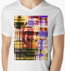 The Fading of the Clans Mens V-Neck T-Shirt