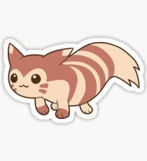 Furret Stickers | Redbubble