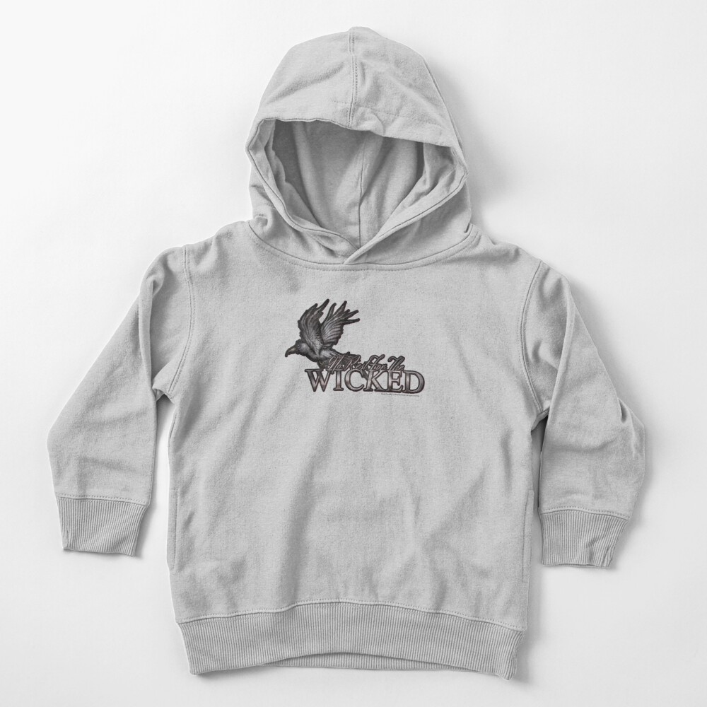 No Rest For The Wicked Toddler Pullover Hoodie