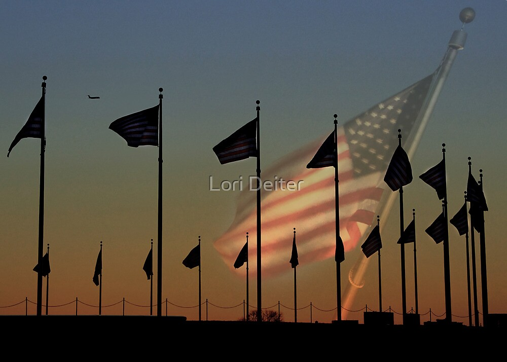 Let Freedom Ring by Lori Deiter