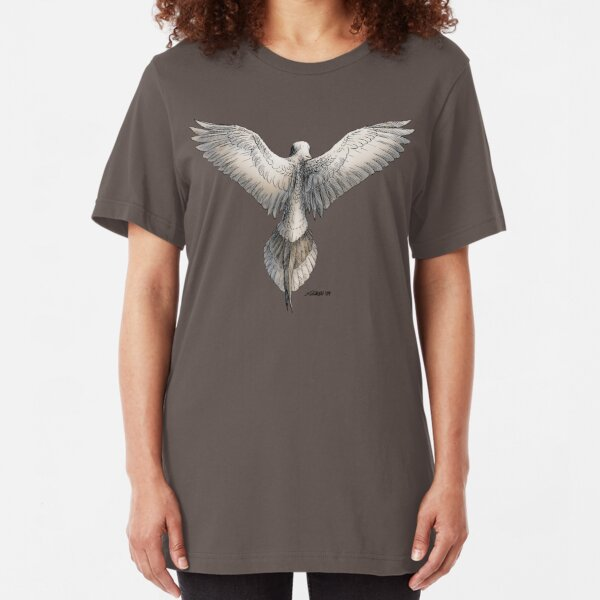 Mourning Dove Slim Fit T-Shirt