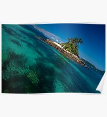 Ilha das Botinas Poster