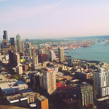 Hello Seattle by EliminatorZigma