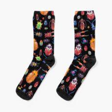 Beetle Socks