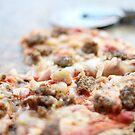 yummy pizza by keki