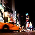 Time Square by andre-wyg