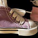 Walk in my Converse!!! ©  by Dawn Becker