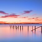 Rack and Ruin - Cleveland Point Qld by Beth  Wode