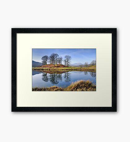 The Lake District - River Brathay Framed Print